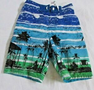 Target Mossimo Supply Co sz 8/10 M Boys Youth swim summer trunks shorts