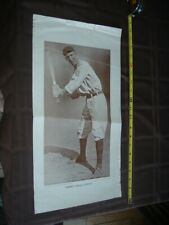 1913 M113 Baseball Magazine Large Premium Insert Hank Gowdy