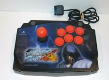 Hori TEKKEN 4 Playstation 2 ARCADE FIGHTSTICK PS2 Made In Japan TESTED! Joystick