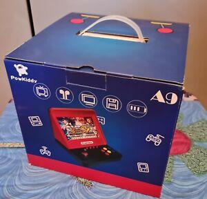 Powkiddy A9 Retro Arcade Videospiel 7 Zoll Display , Konsole mit 16 GB SD Karte