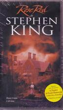 STEPHEN KING ROSE RED VHS COFANETTO DA 2 VHS NUOVO (MAI APERTO CELOPHAN) NO DVD