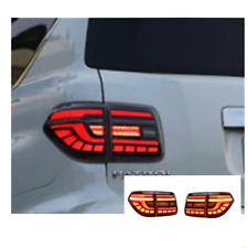 LED Tail Lights For Nissan Armada 2017-2020 Sequential Signal Smoke Replace OEM