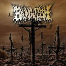 Broken Flesh - s/t DEATH METAL DEATHCORE CHRISTIAN Abated Mass of Flesh Adelaide