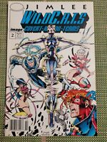 WildC.A.T.S #2 FN 1992 Image Comic Jim Lee Newsstand Edition