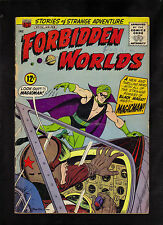 FORBIDDEN WORLDS #125 FAIR  1964 ACG