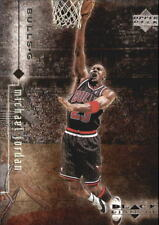 Michael Jordan #12 Upper Deck Black Diamond 1998/99 NBA Basketball Card