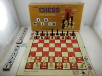 1965 ~ Vintage ~ Chess for Juniors ~ Selright ~ Teaching Chess ~ Complete!