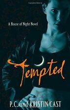 Tempted: Number 6 in series (House of Night),Kristin Cast, P. C. Cast