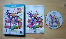 Wii U-Just Dance 2019 - (OVP, con instrucciones)