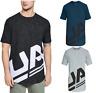 Under Armour UA Men's Sportstyle Branded Short Sleeve Long T-Shirt - New