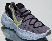 Nike Space Hippie 04 Men's Grey Volt Black Lifestyle Shoes Athletic Sneakers