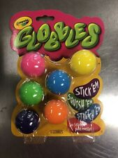 Crayola - Globbles - Jukers TikTok - NEW SLIME - 6 Pack NEW IN HAND Tik Tok