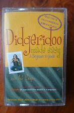 Didgeridoo Made Easy: A Beginner's Guide Ash Dargan Audio Cassettes