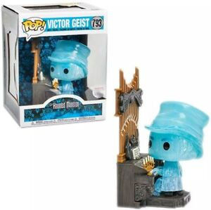 Funko POP! Deluxe Disney Haunted Mansion: Victor Geist with Organ FUNKO