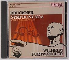 BRUCKNER: Symphony No. 5 FURTWANGLER Virtuoso Holland CD NM