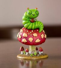 NEW Marq Spusta Baby Blissed Out Bug Statue + Mystery Bonus Art Print bottleneck