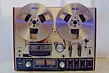 AKAI 4000DS MKII REEL-TO-REEL TAPE DECK - EXCELLENT !!!