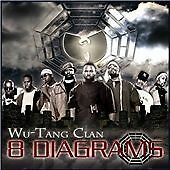 Wu-Tang Clan 8 Diagrams new sealed CD + DVD 2007 Bodog Music Hip hop rap RZA