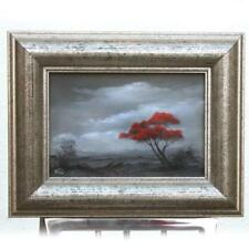 Oil Landscape Red Art Paintings