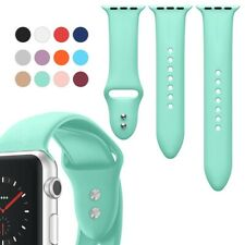 Replacement Sport Watch Band Strap for Apple iWatch Series4/3/2/1(3-pieces Pack)