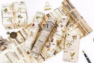 Washi Paper Tape Masking DIY Decorative ultra wide Roll Adhesive Gift idea 20cm