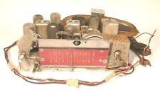 vintage SILVERTONE RADIO / RECORD / WIRE CONSOLE 7103:  RADIO CHASSIS 110-466-1