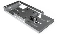 Low Profile Vise - Leading Edge Industrial - Aluminum - Made in USA!