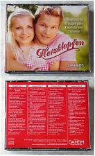 HERZKLOPFEN - 95 Volkstümliche Schlager - Heino, Lydia Huber,...Readers 4-CD-Box