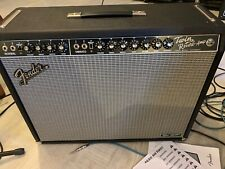 Fender Twin Reverb Tone Master Combo Amplifier