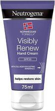Neutrogena Norwegian Formula Visibly Renew Supple Touch Hand Cream SPF 20 75 ml