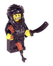 Mercenary Minifigure Army Builder Type 2 made with real LEGO(R) minifigure parts