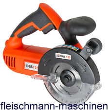 Holzmann Doppelblattsäge Doppel-Kreissäge DBS 125