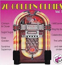 20 Golden Oldies 1 Tommy James & The Shondells, Fifth Dimension, Archies,.. [CD]