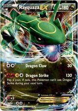 Pokemon Roaring Skies Rayquaza-EX - 60/108 - Holo Rare ex Card