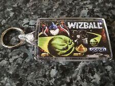 Wizball Jumbo Keyring. Loading Screen Art. Spectrum, Commodore. Retro Gaming