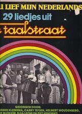 DE TAALSTRAAT29 liedjes uitWILLEM WILMINK 2LP EX  (LP2509)