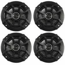"""(4) KICKER 43CSC54 5.25"""" 900 Watt 4-Ohm 2-Way Coaxial Car Speakers (2 Pairs)"""