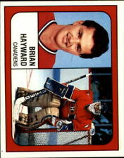 1988-89 Panini Stickers Hk Card #s 251-408 (A3691) - You Pick - 10+ FREE SHIP