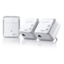 Devolo dLAN 500 WiFi Network Kit Powerline-Adapter Kabelnetzwerk Netzwerk