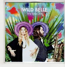(GS663) Wild Belle, It's Too Late EP - 2012 DJ CD
