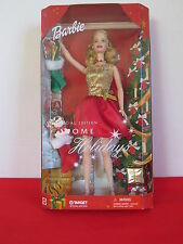 """BARBIE """"Home For The Holidays""""  Special Edition   New in Box  2001"""