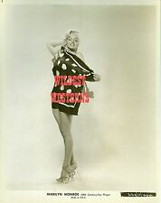 MARILYN MONROE Rare FOX STUDIO Cheesecake Photo VINTAGE Original SEXY Legs LEGGY