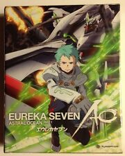 EUREKA SEVEN: AO, Part 1 Limited Edition - MINT NEW SEALED DVD + BLU-RAY SET!!