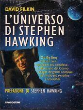 L' universo di Stephen Hawking.  Dal Big Bang ai buchi neri: i problemi più comp