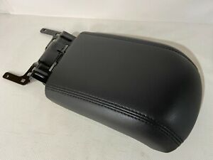 2013 2014 2015 2016 FORD ESCAPE CENTER CONSOLE LID ARMREST CHARCOAL LEATHER OEM
