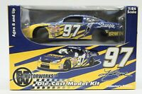MOTORWORKS  KURT  BUSCH #97 2003 NASCAR Model Kit Irwin Racing 1:24 Scale.