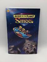 AKIKO of the Planet SMOO Vol 1 #1 dec 1995 first printing rare HTF C5