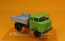 Busch Espewe 95238 IFA W50 3SK Speditionsfahrerhaus grün 1:87