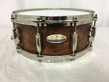 "pearl masters mcx ltd edition 14"" durchmesser x 5.5"" zoll snare drum/satin natural"
