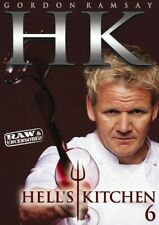 Hell's Kitchen - Hell's Kitchen: Season 6 - Raw and Uncensored [New DV